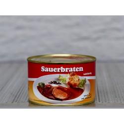 Sauerbraten Tafelfertig in der 400g Dose.